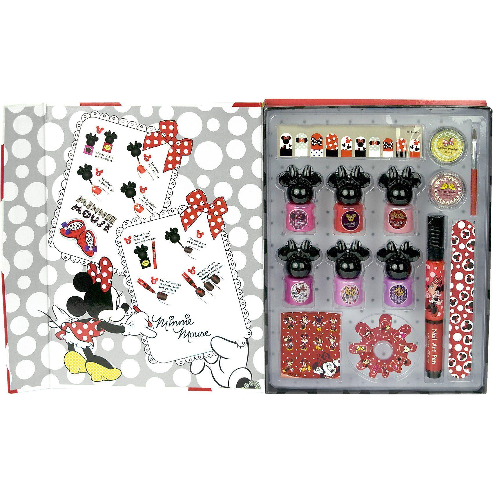 Empeak Minnie Mouse - Kosmetikbuch