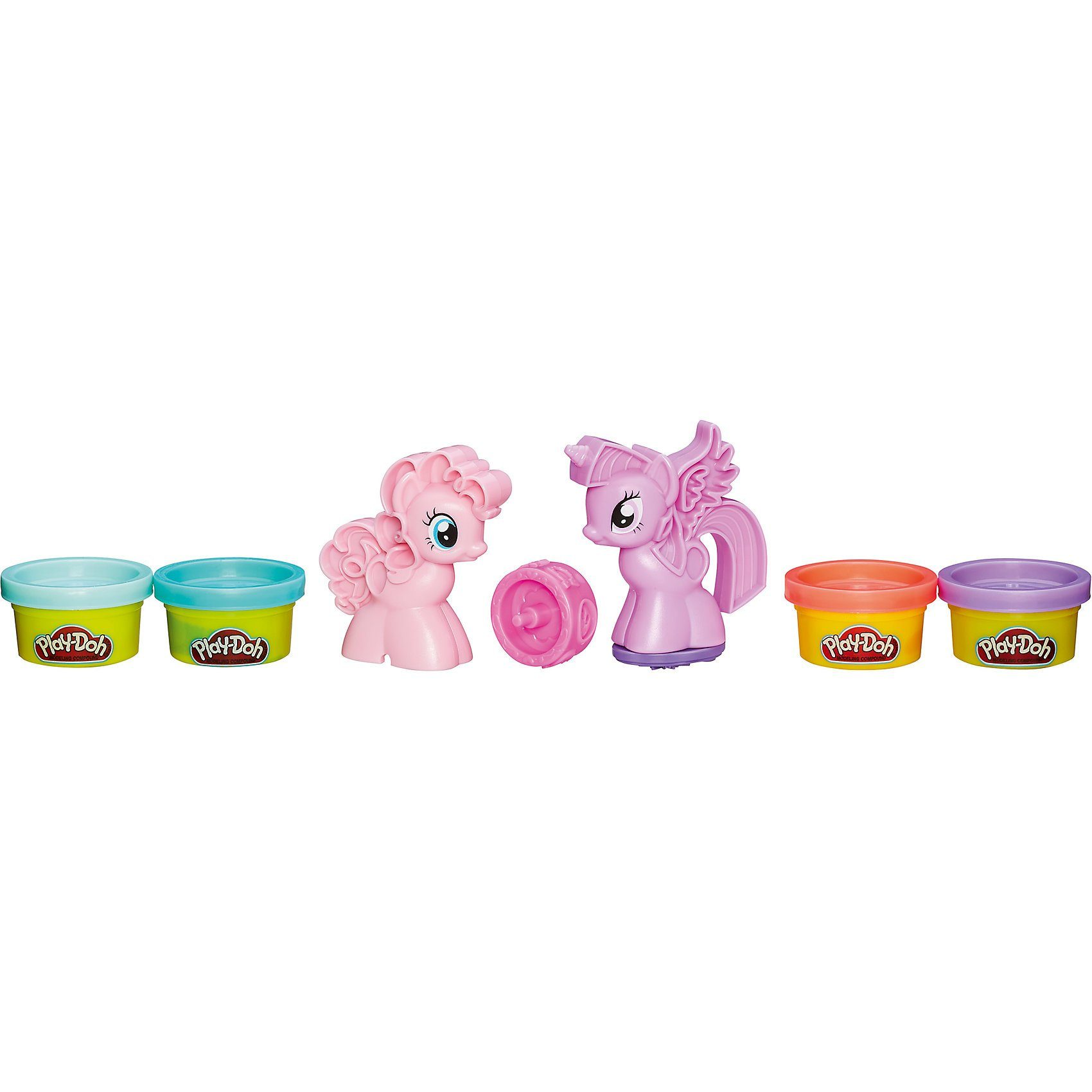 Hasbro Play-Doh My Little Pony Knetstempel