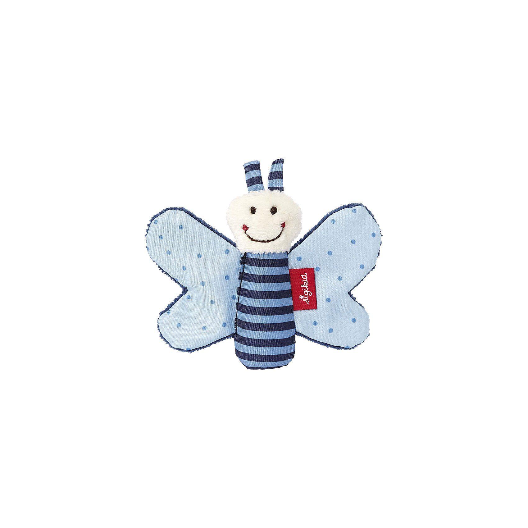 sigikid Knister-Schmetterling, blau