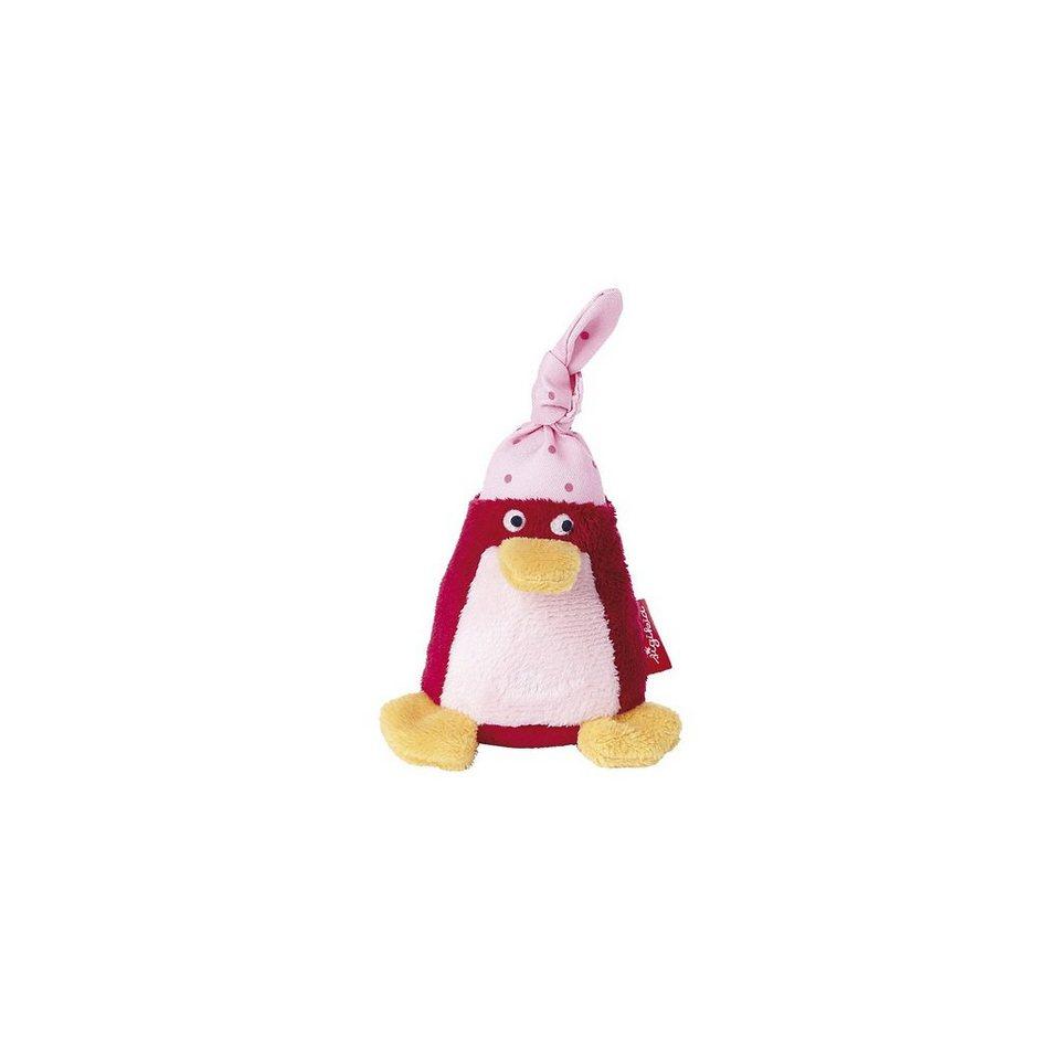 sigikid Rassel Pinguin rosa