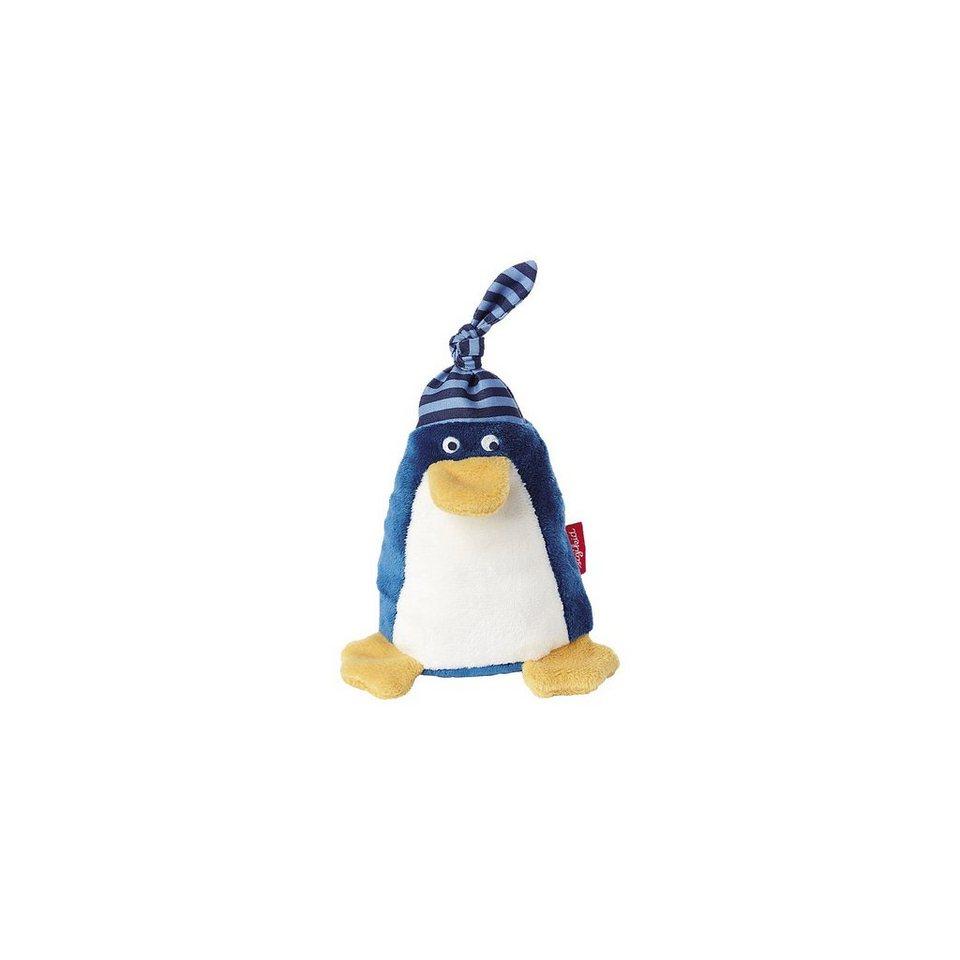 sigikid Rassel Pinguin mit Mütze