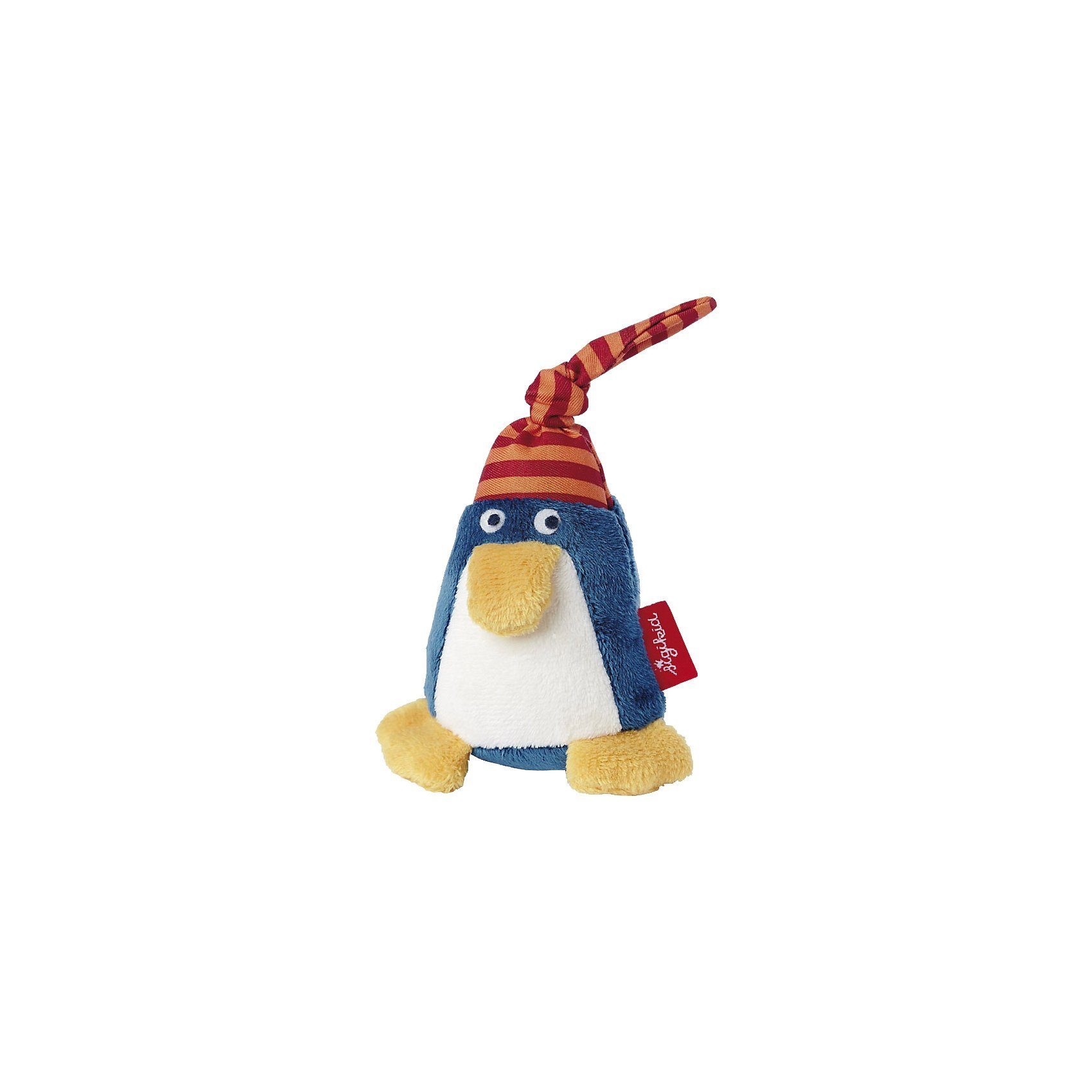 sigikid Rassel Pinguin mit Mütze (41184)