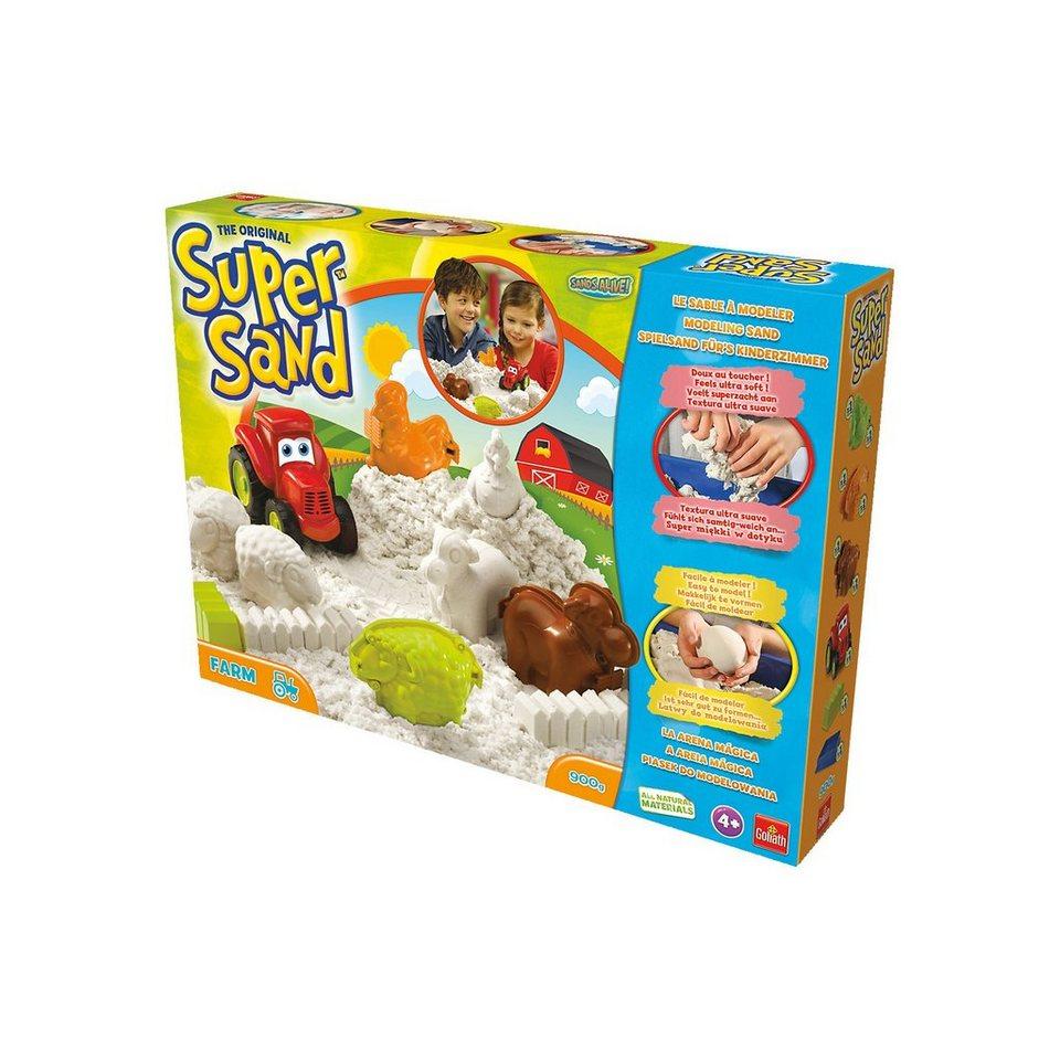 Goliath Super Sand Spielsand - Farm