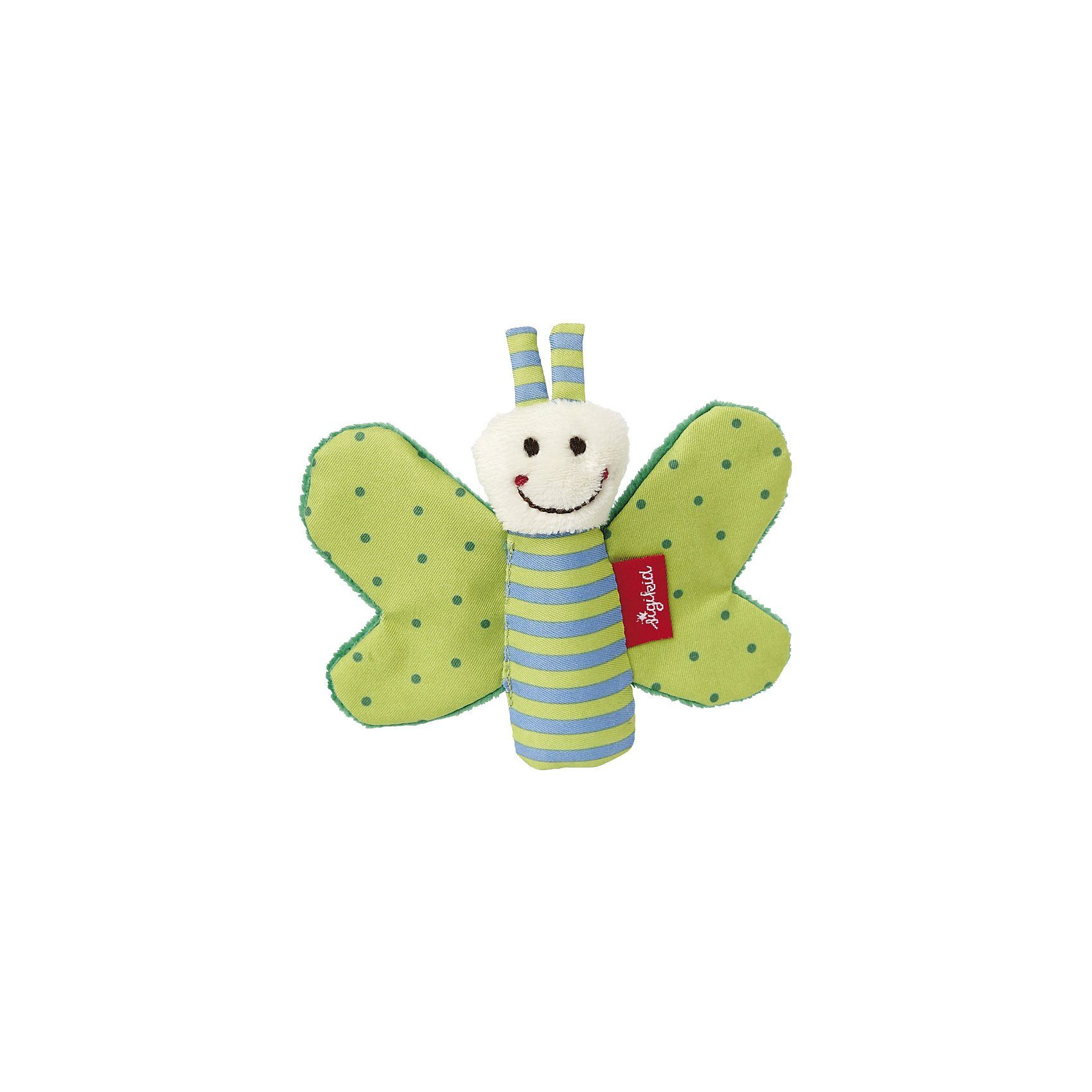 sigikid Knister-Schmetterling, grün