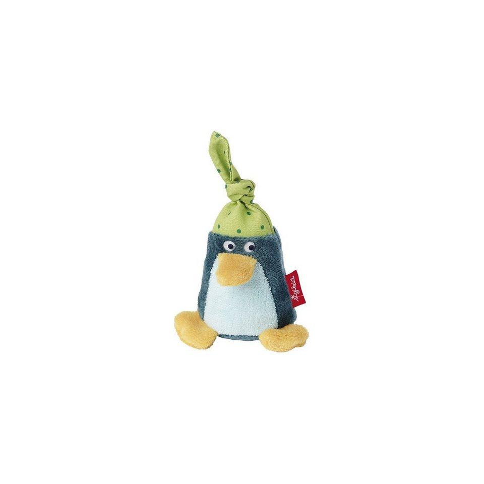 sigikid Rassel Pinguin blau