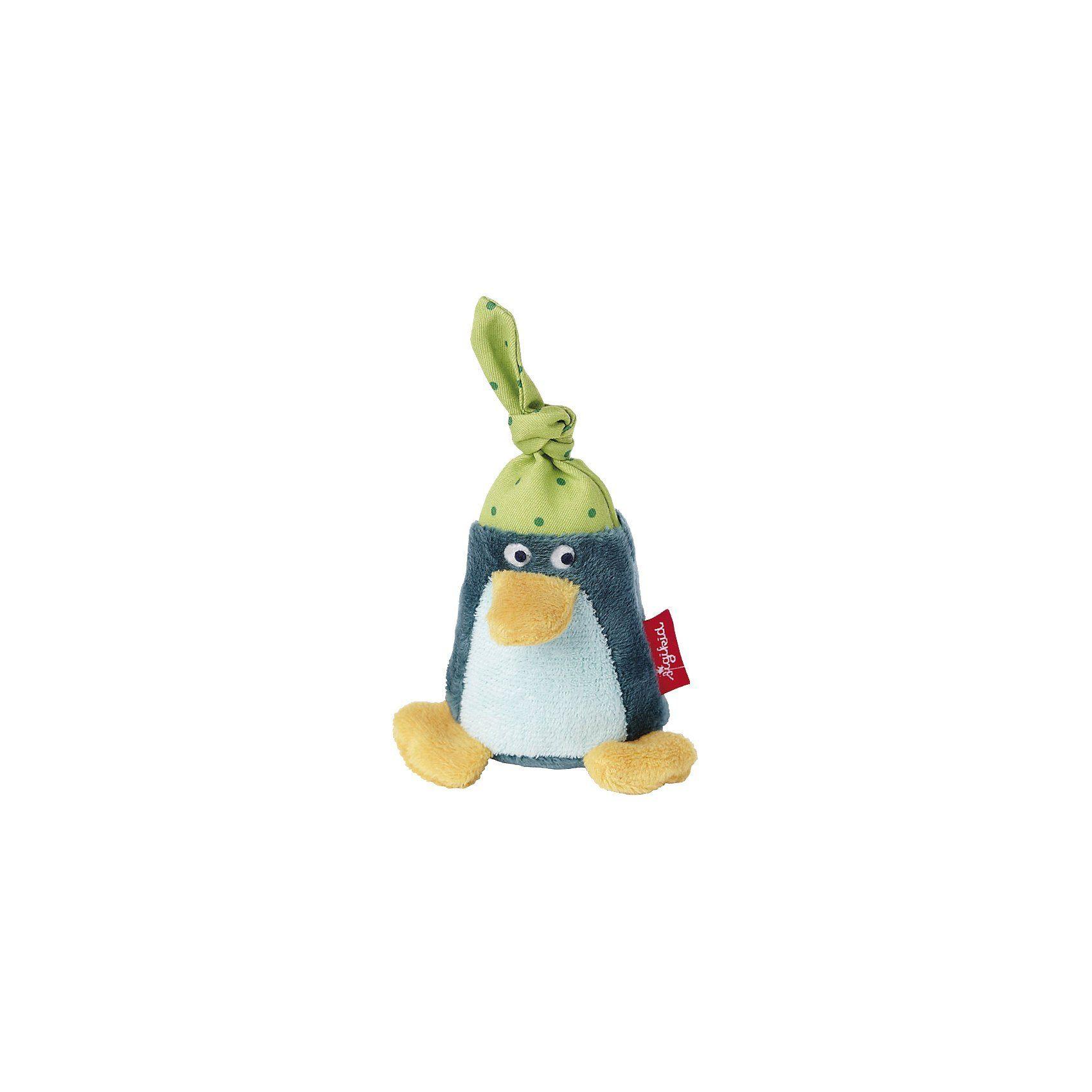 Sigikid Rassel Pinguin blau (41182)