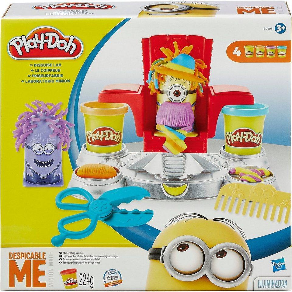 Hasbro Play-Doh - Minions Friseurfabrik