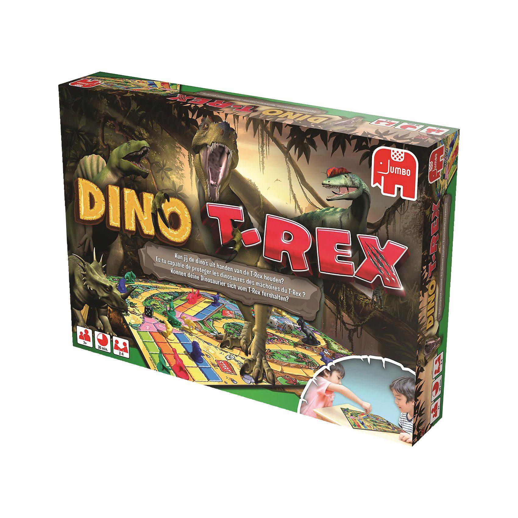 Jumbo T-Rex - Das Spiel