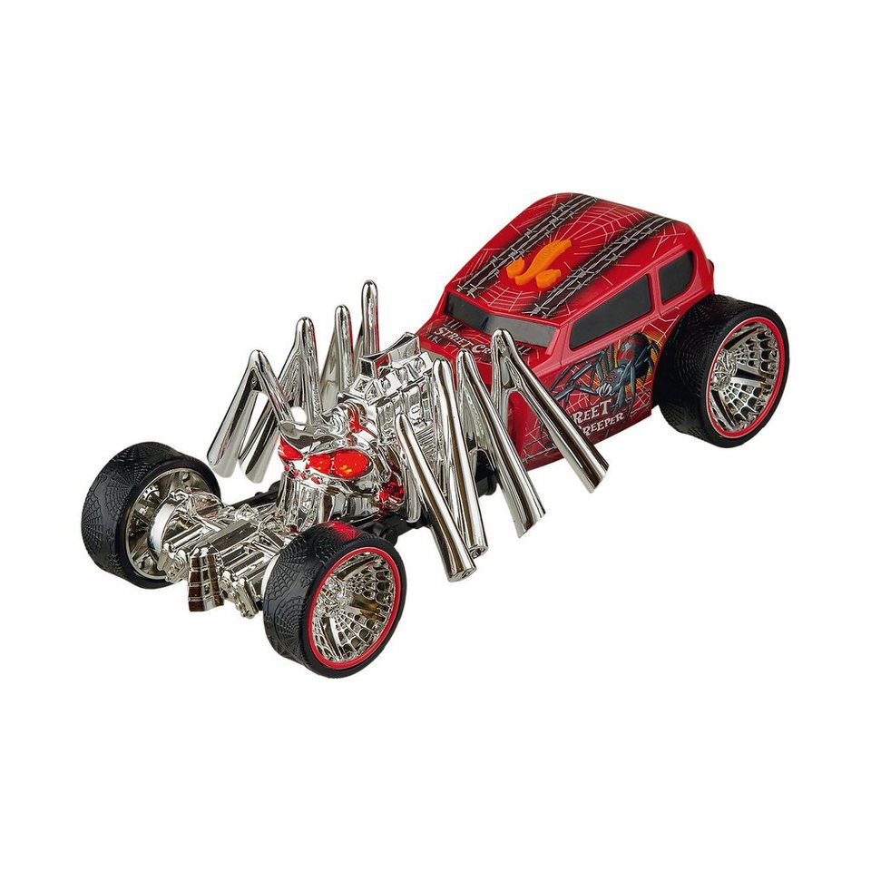 Toystate Hot Wheels Extreme Action Street Creeper