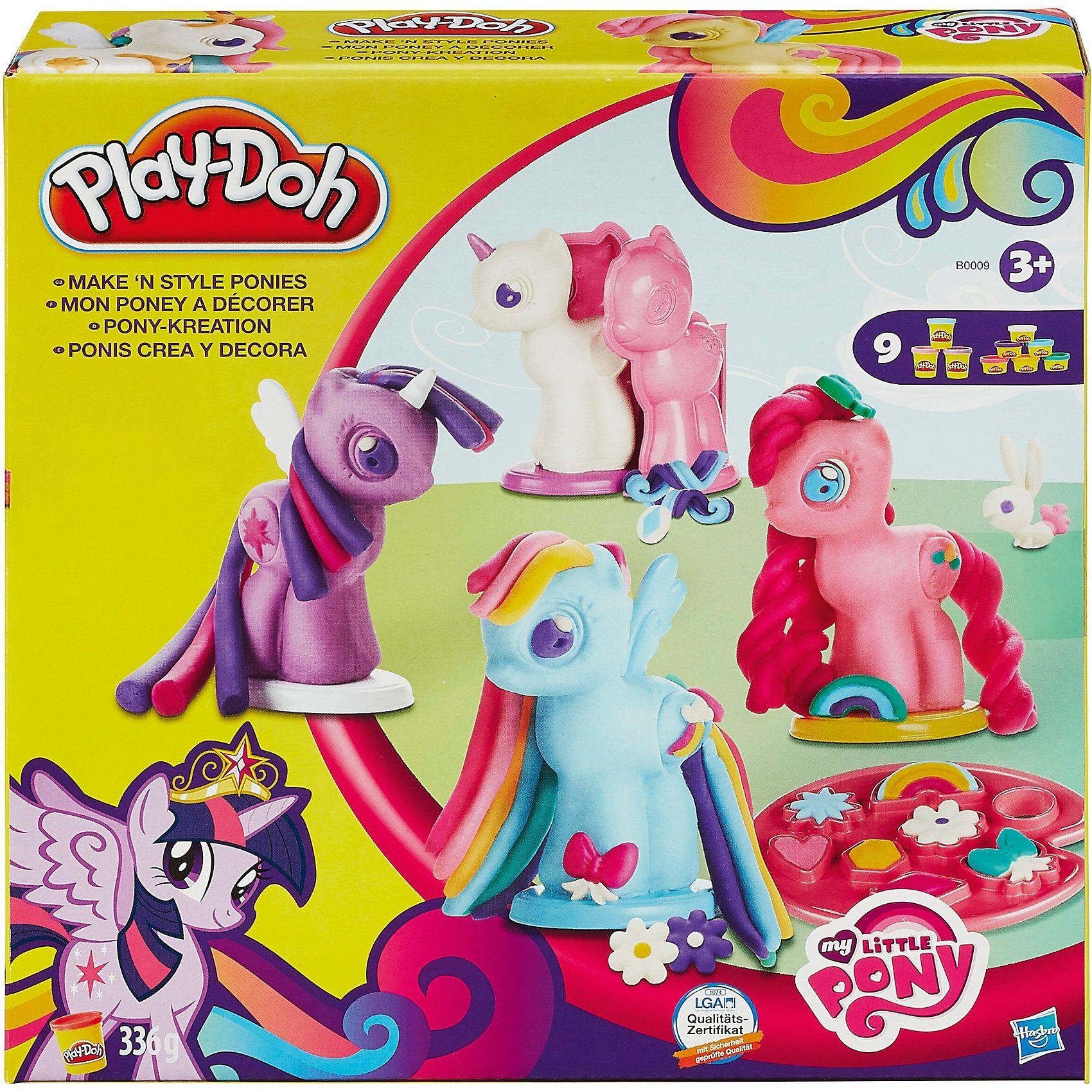 Hasbro Play-Doh My Little Pony Pony-Kreation
