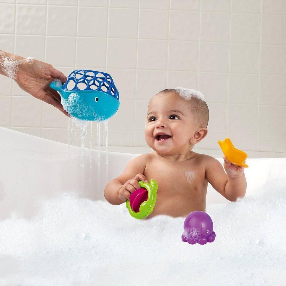 Kids II Badespielzeug Oball Badefreunde