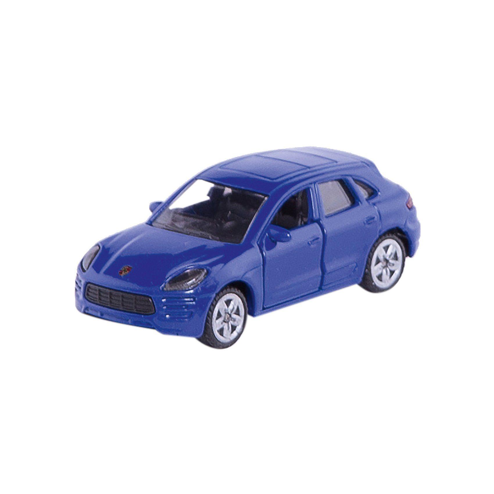 Siku 1452 Porsche Macan Turbo