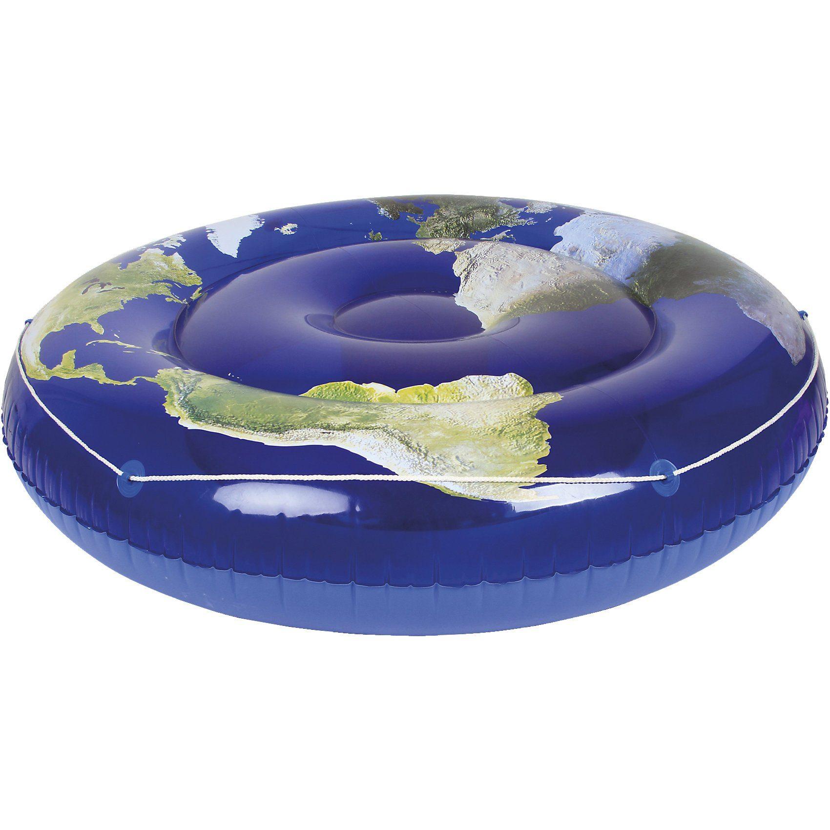Wehncke Badeinsel Blue Planet