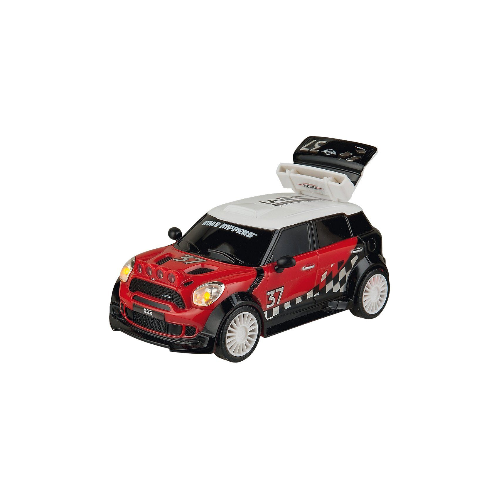 Toystate Road Rippers Hatchbacks, Mini Countryman