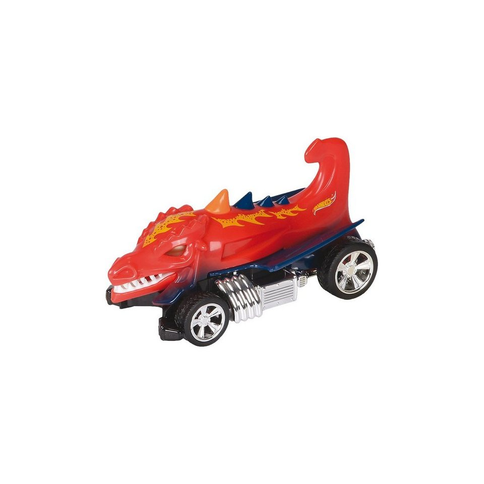 Toystate Hot Wheels Fighters Dragon Blaster