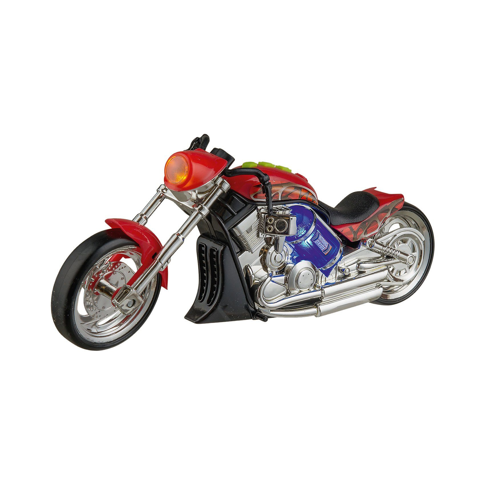Toystate Mad Machines Nitro Burnout Chopper