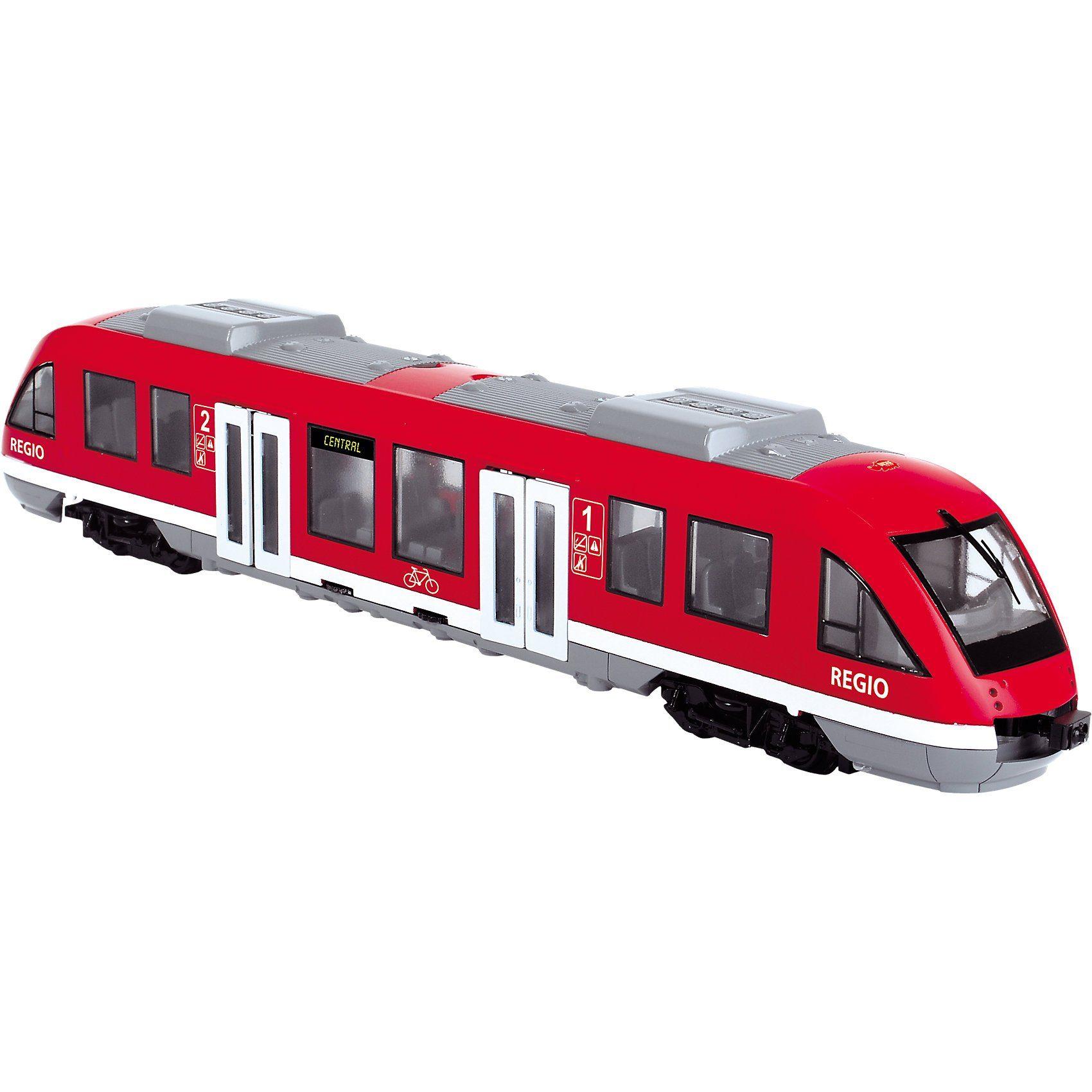 Dickie Toys Nahverkehrszug Regio Express