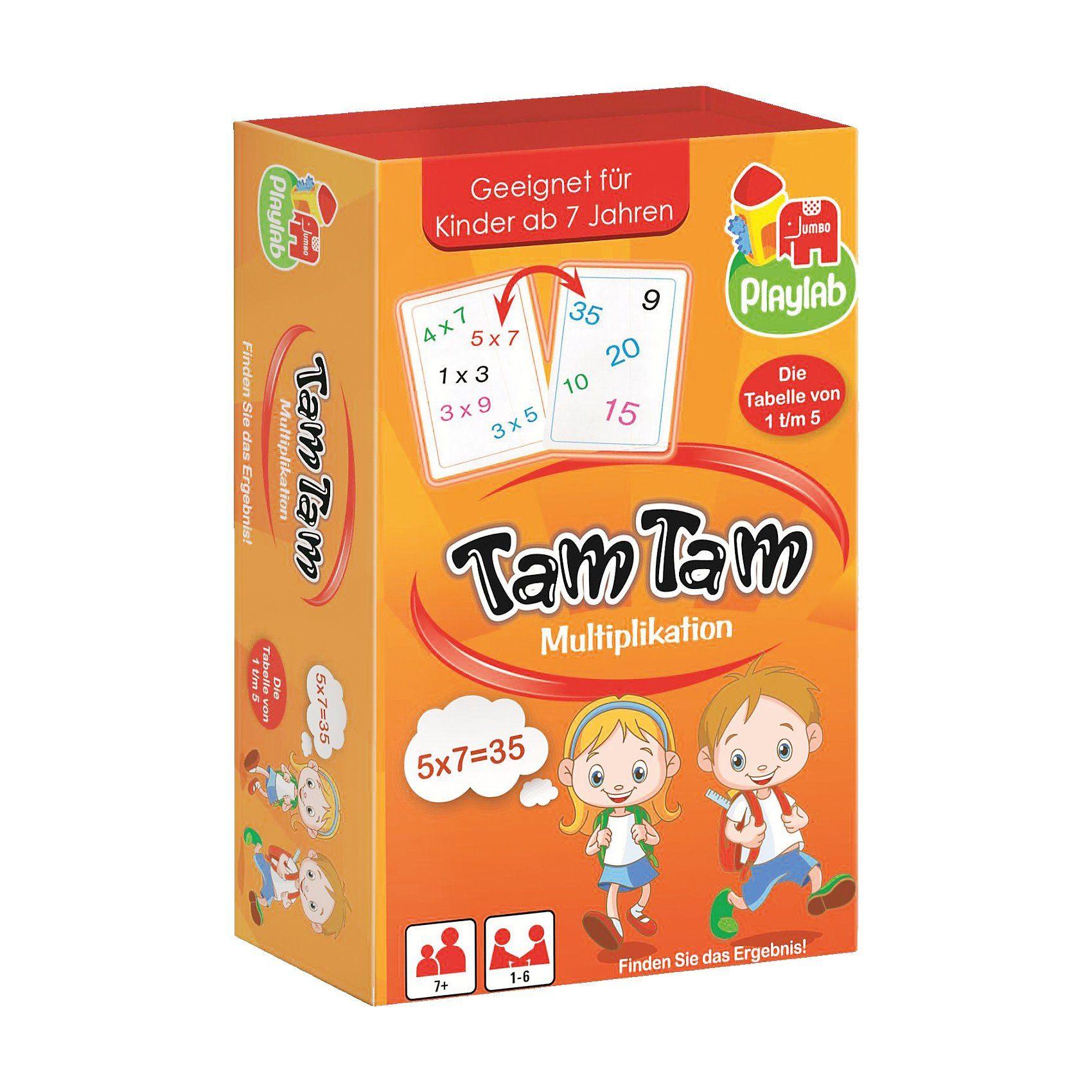 Jumbo Tam Tam Multiplikation