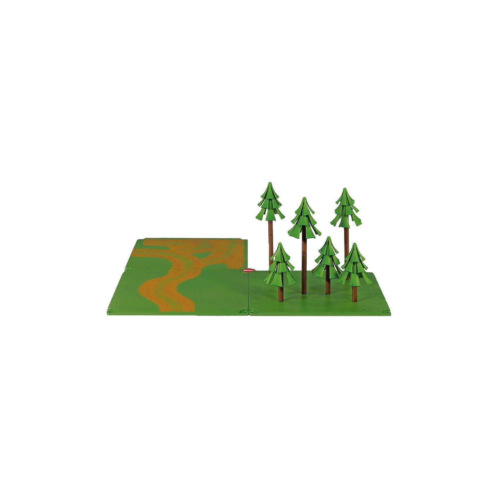 SIKU 5699 World Zubehör Feldwege und Wald 1:50