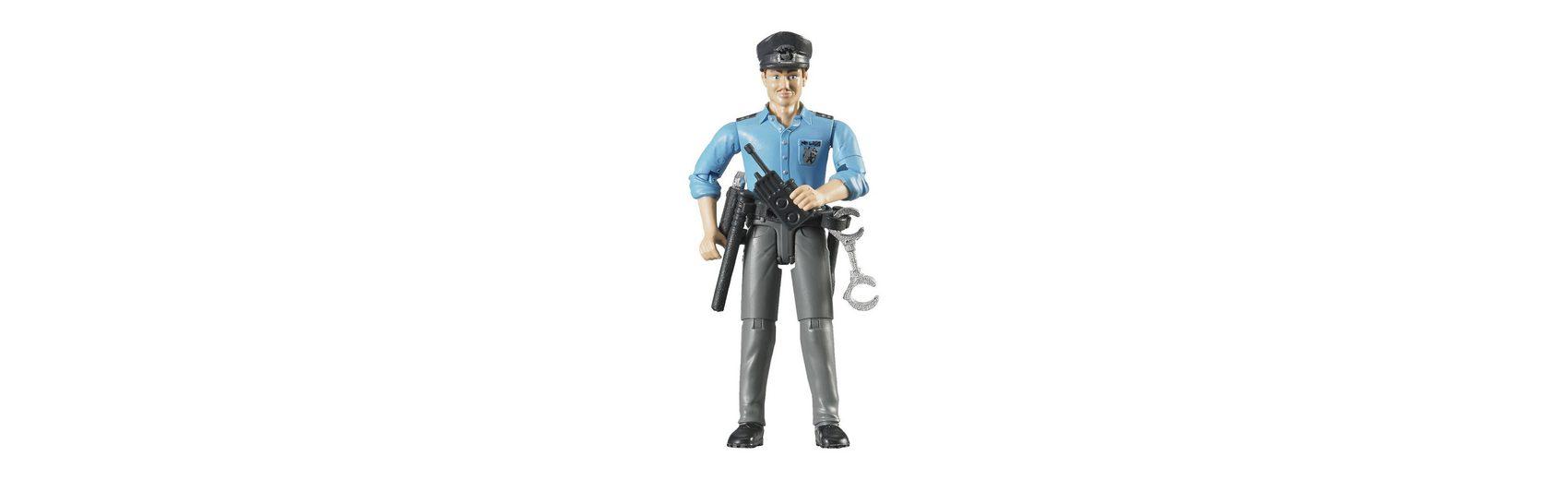 Bruder 60050 bworld Polizist helle Haut