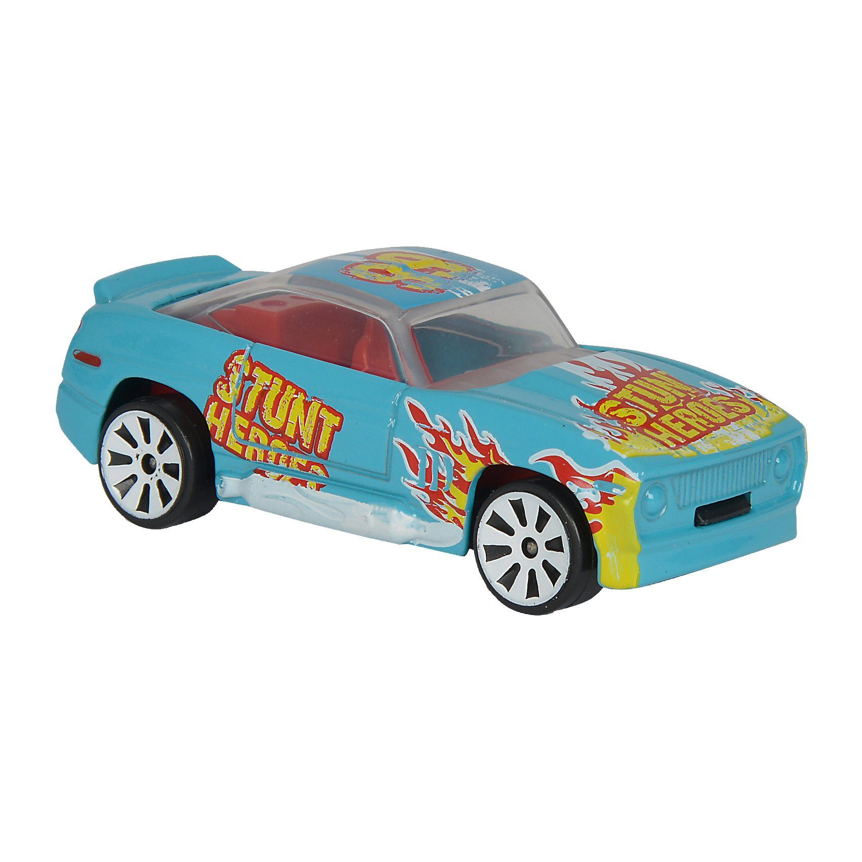 Majorette Stunt Heroes Crash Carz 6-sort.