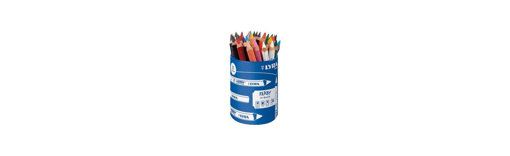 LYRA Buntstifte Ferby, 36 Farben