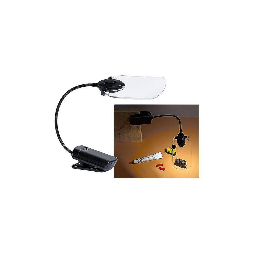 Busch LED-Klemmlampe für Modellbau