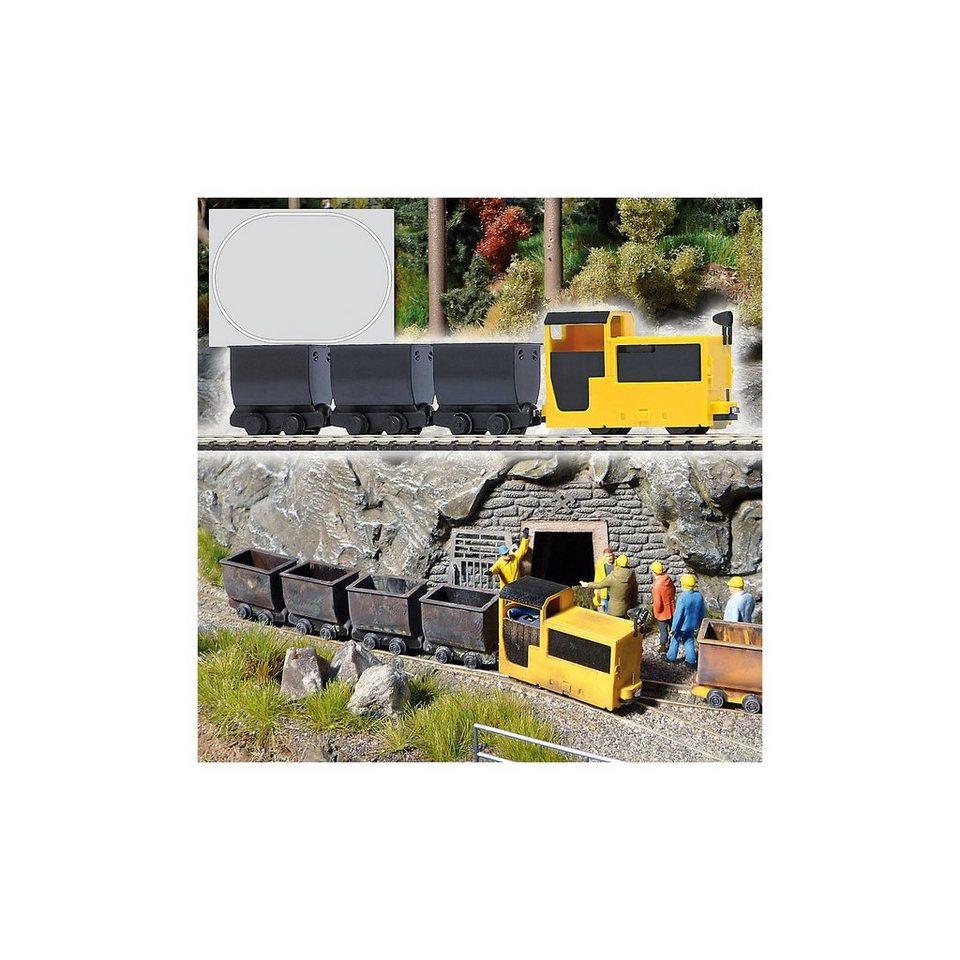 Busch Grubenbahn Start-Set H0