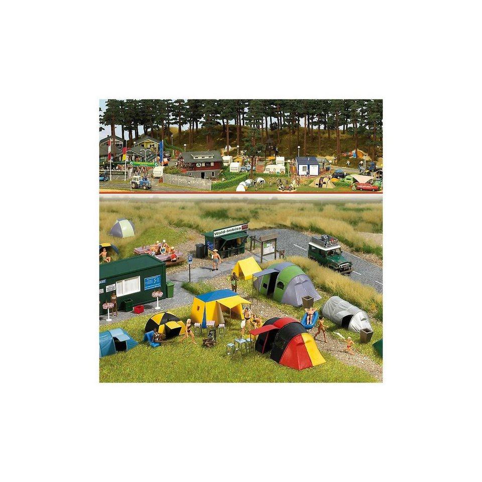 Busch Camping-Platz H0