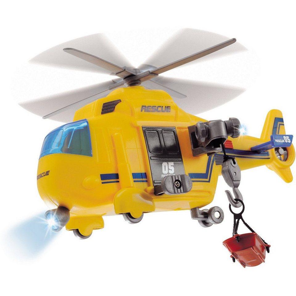 Dickie Toys Rettungshelikopter