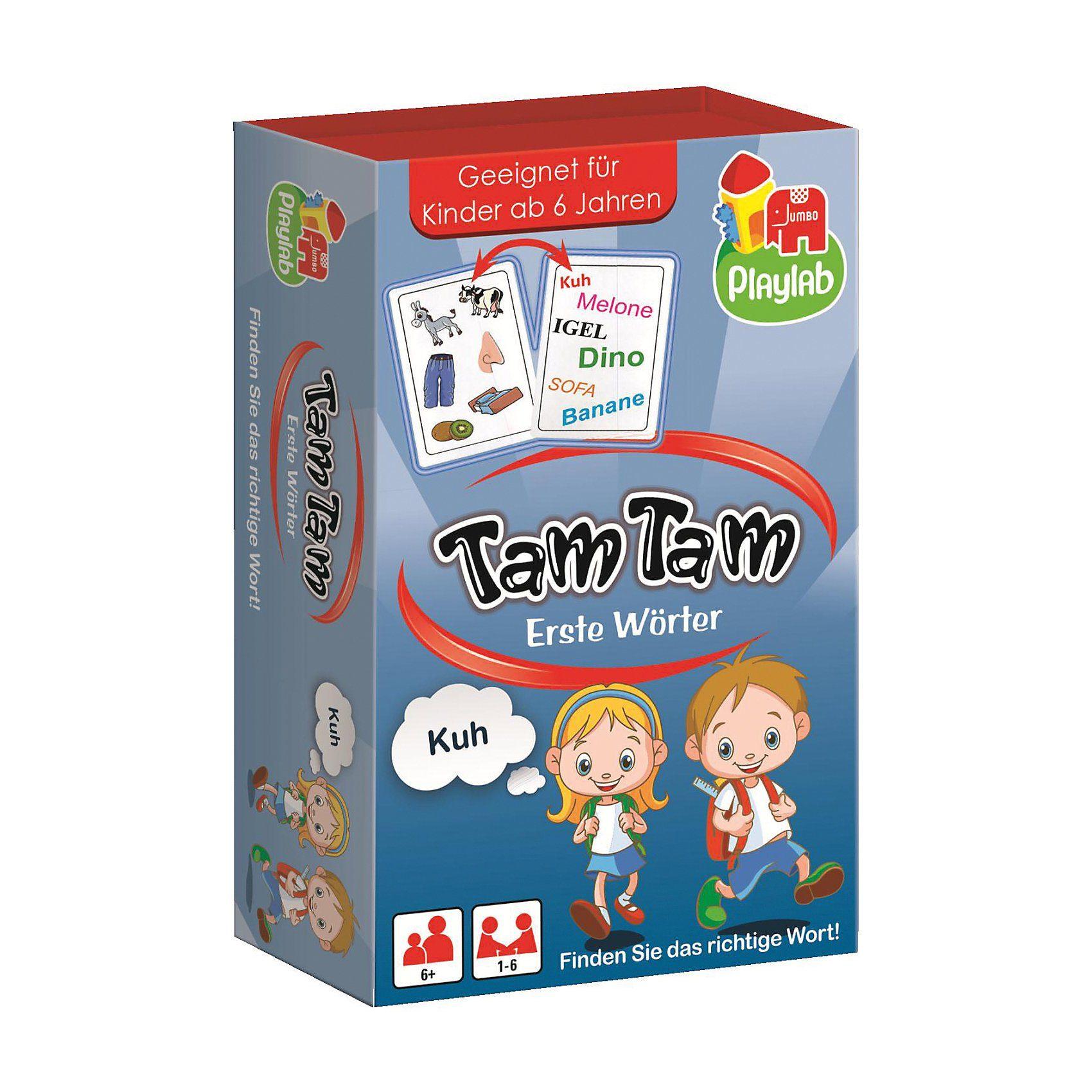Jumbo Tam Tam Erste Wörter lesen