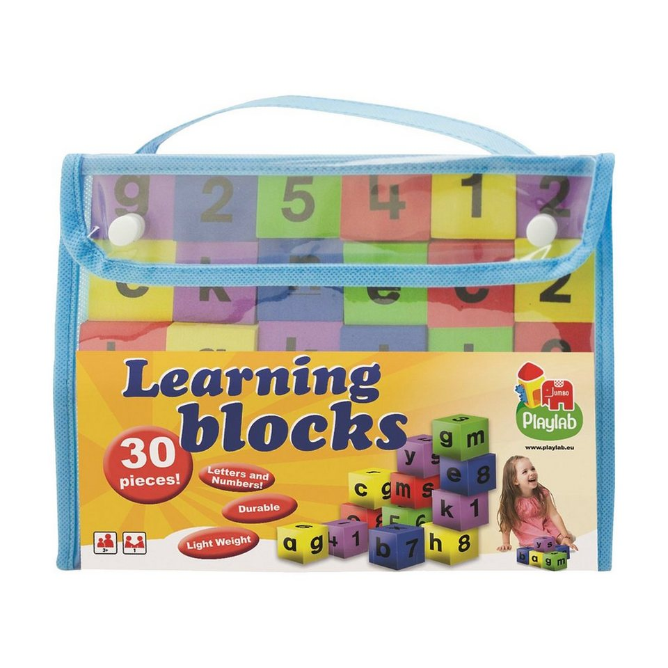 Jumbo Playlab Learning Blocks