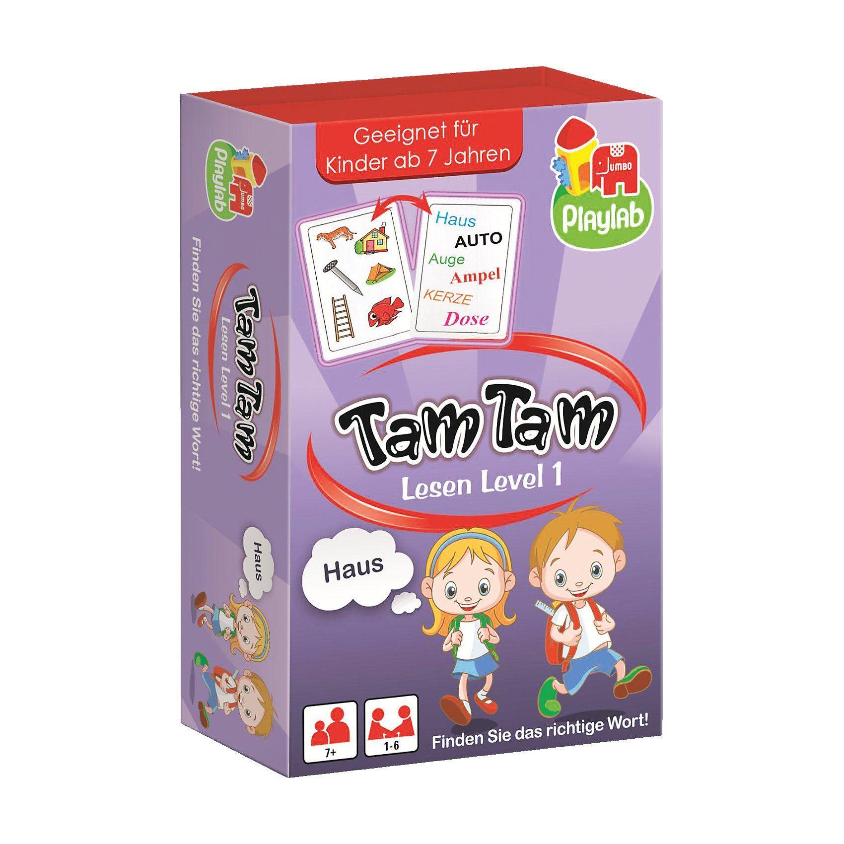 Jumbo Tam Tam Lesen Level 1