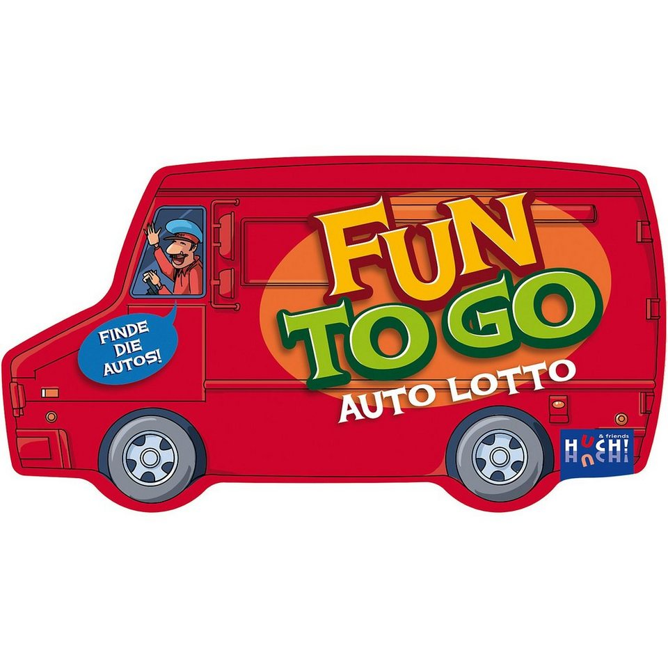 HUCH! & friends Fun to go - Auto Lotto