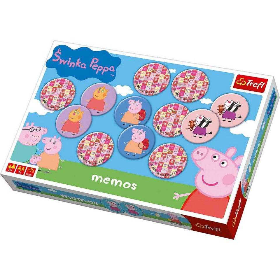 Trefl Memo - Peppa Pig
