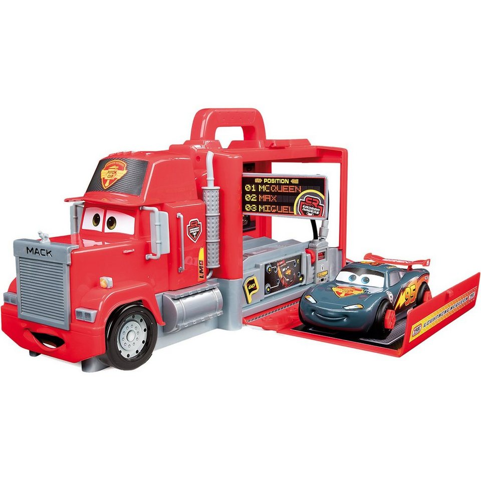 smoby cars carbon mack truck online kaufen otto. Black Bedroom Furniture Sets. Home Design Ideas