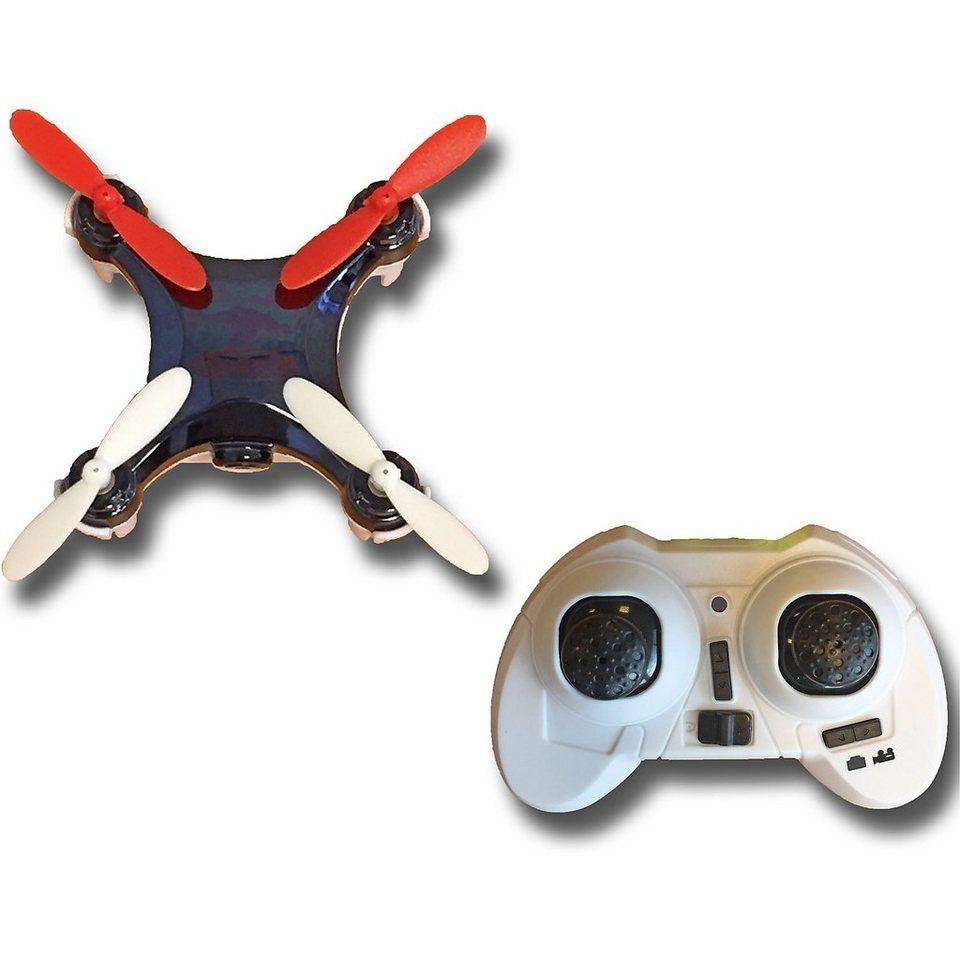 Silverlit Gear2Play Nano Spy Drone mit Kamera