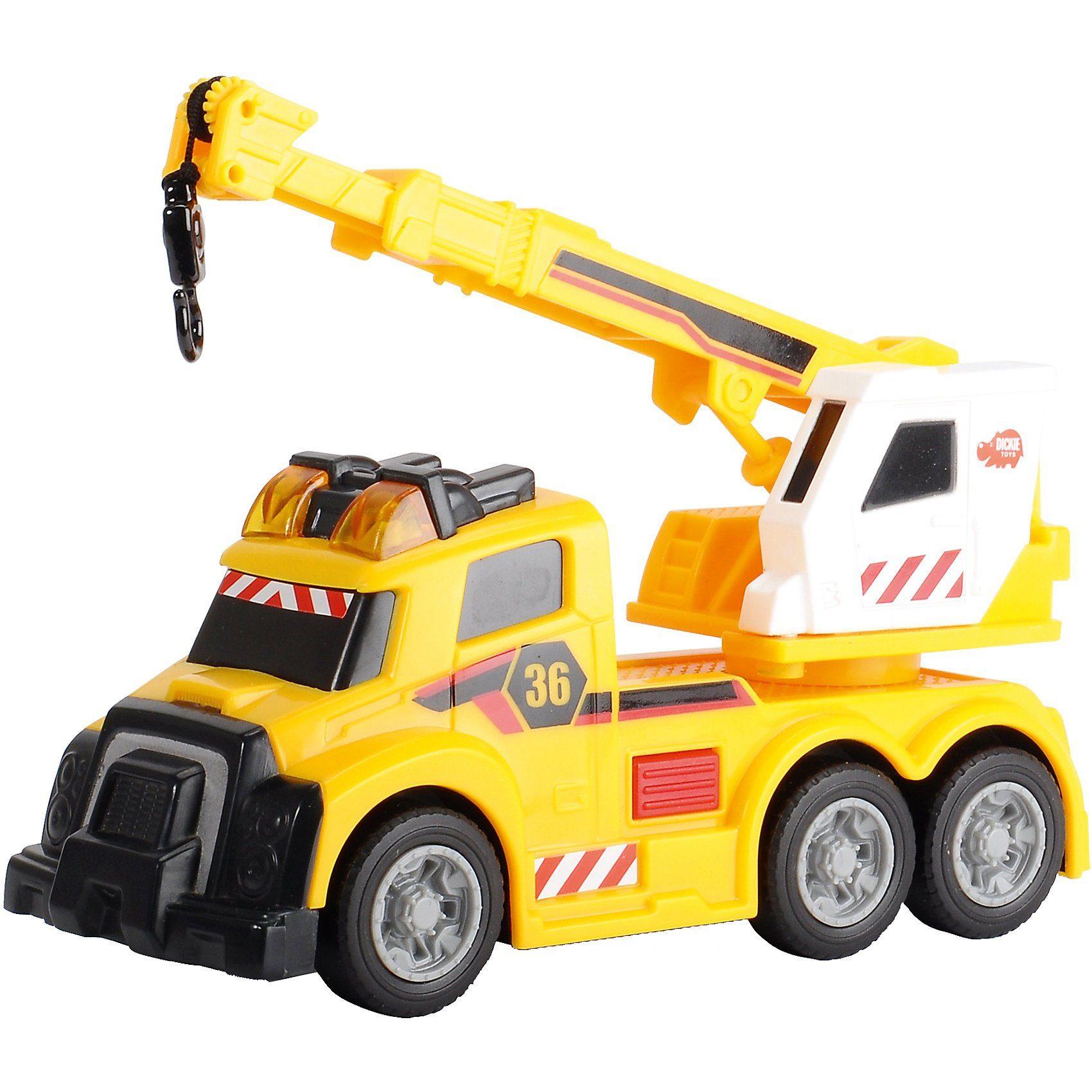 Dickie Toys Mobilkran