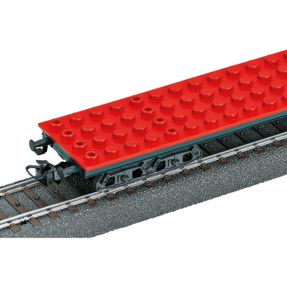 Märklin START UP 44734 Klemmbausteinwagen