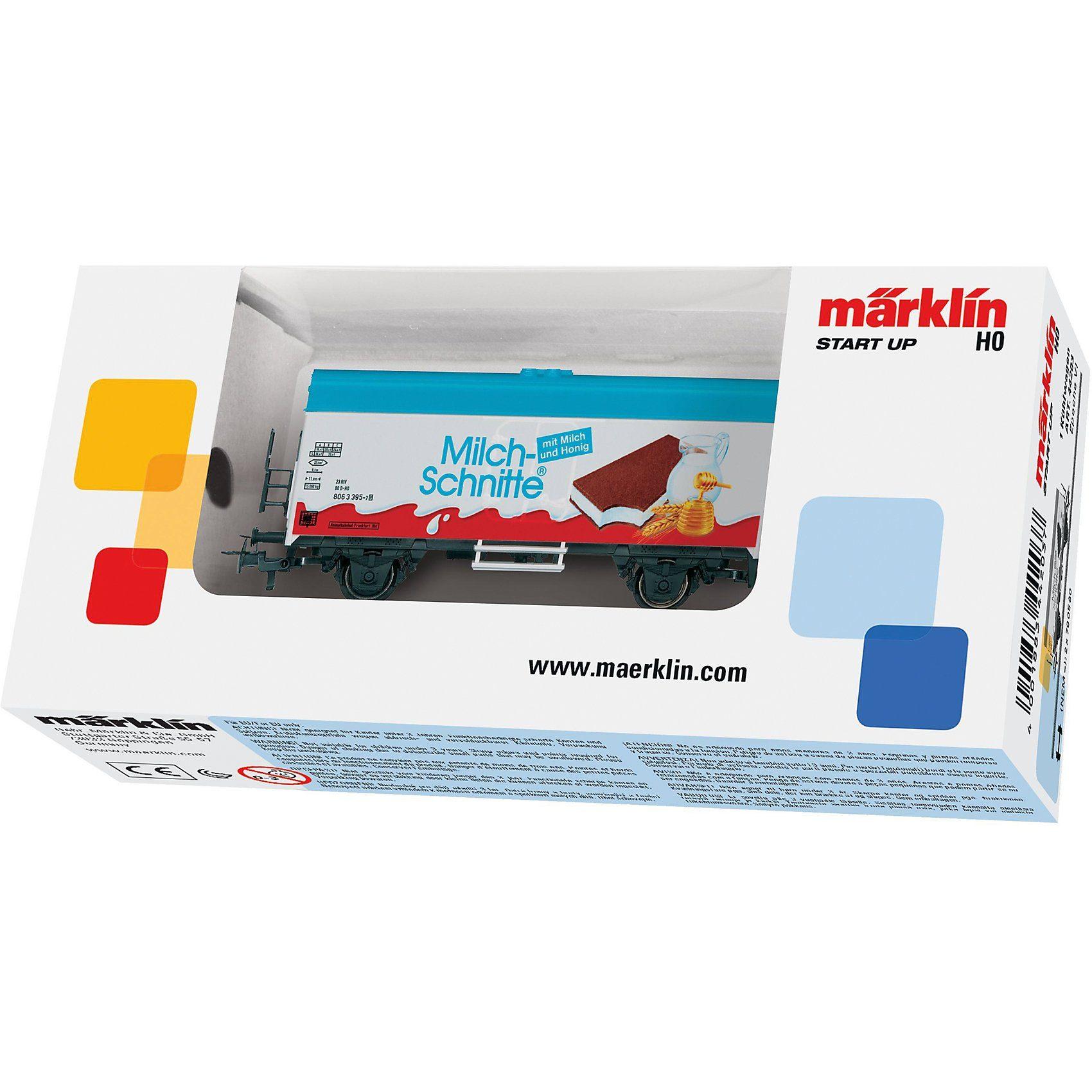 """Märklin START UP 44203 Kühlwagen """"Milch-Schnitte"""""""