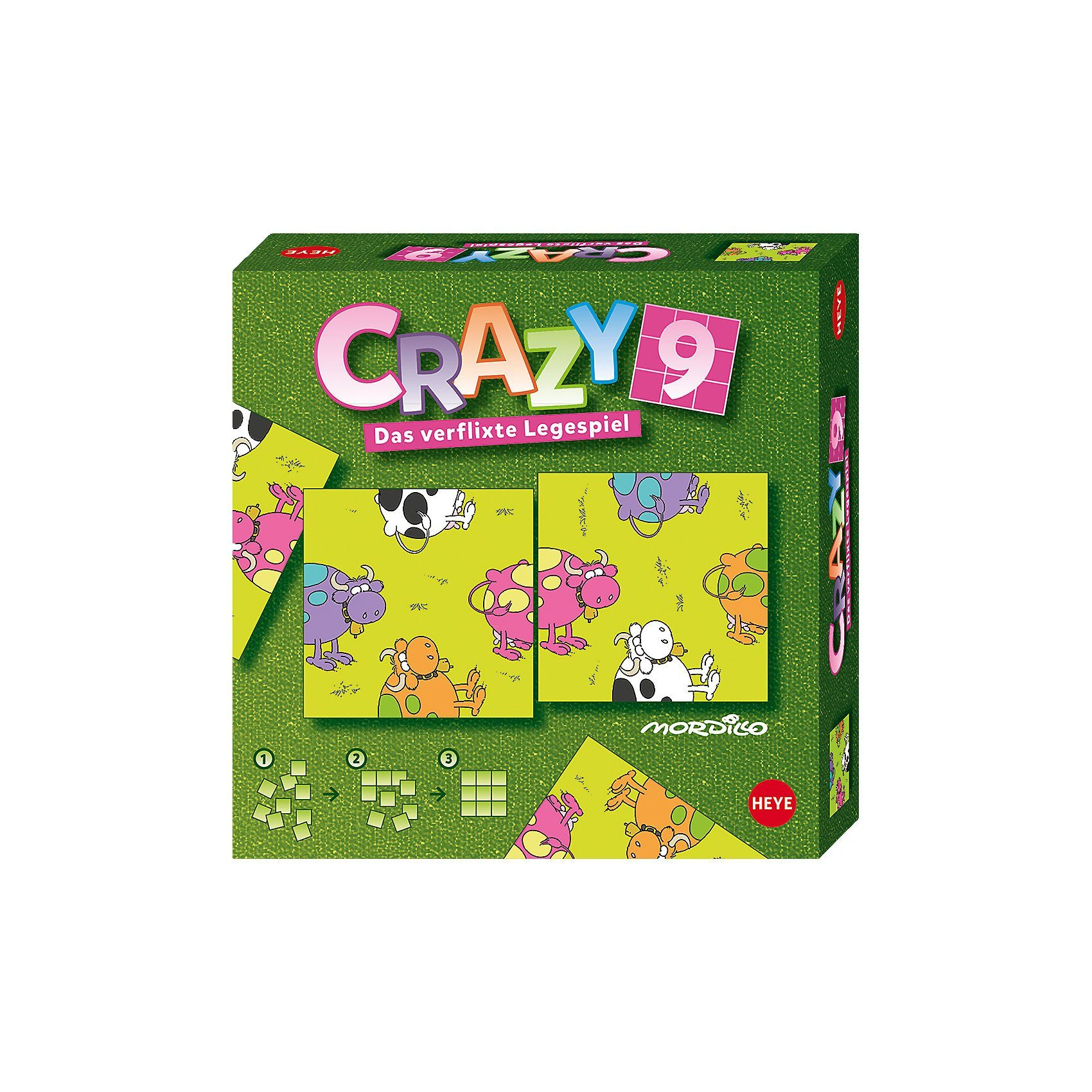 HEYE Crazy9 - Mordillo Kühe