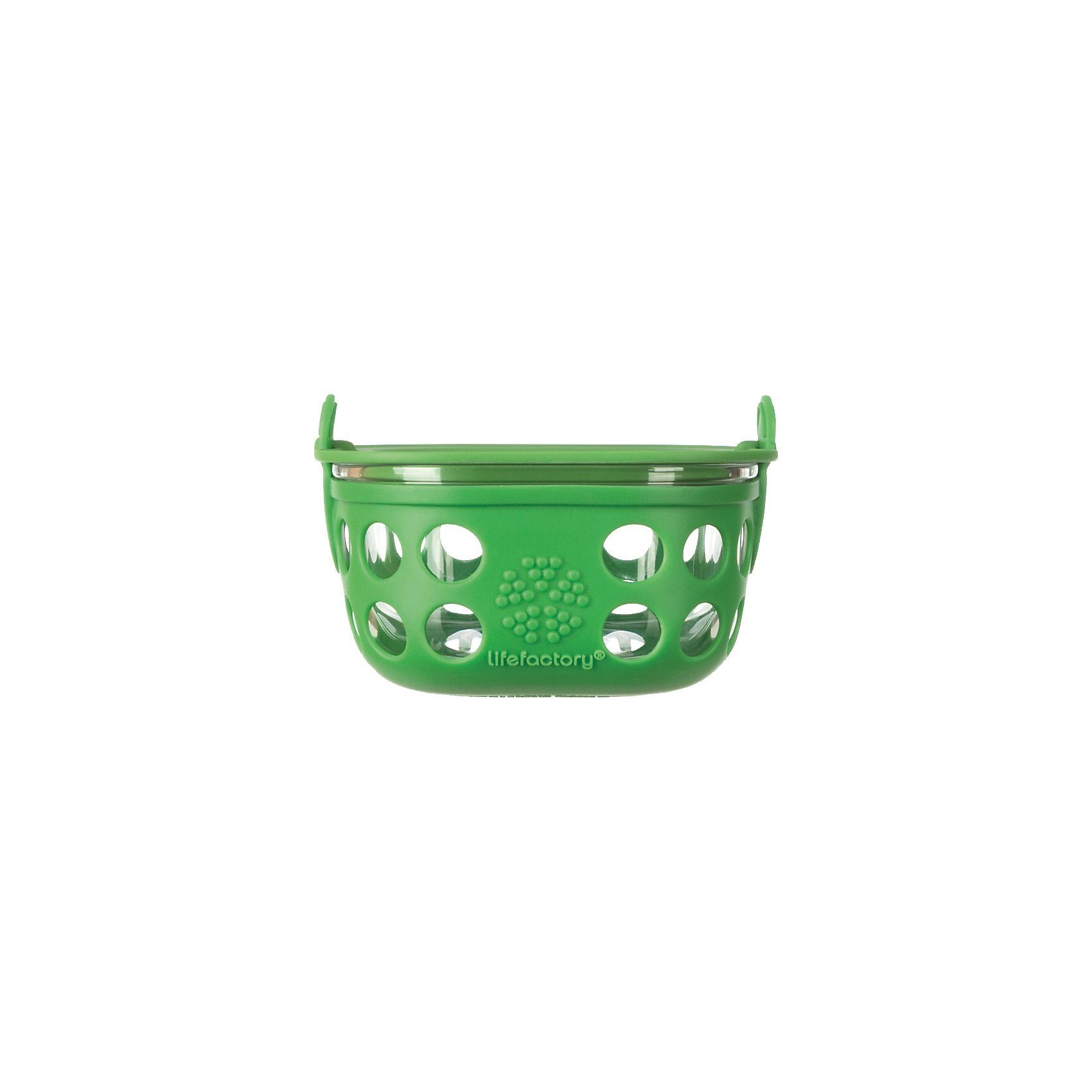 Lifefactory Lunchbox Glas green, 240 ml