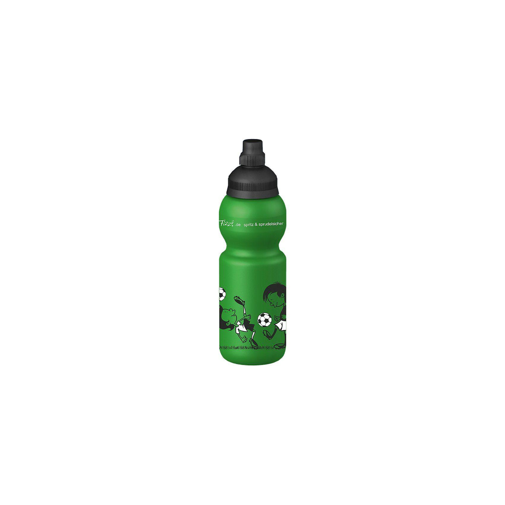 Fizzii Trinkflasche Fußball Kids, 330 ml