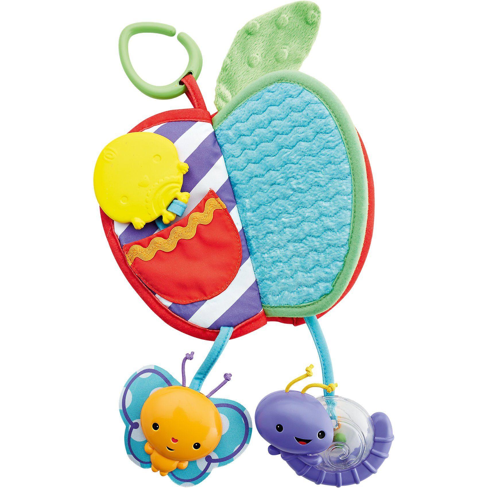 Mattel Fisher-Price Babys Spielapfel