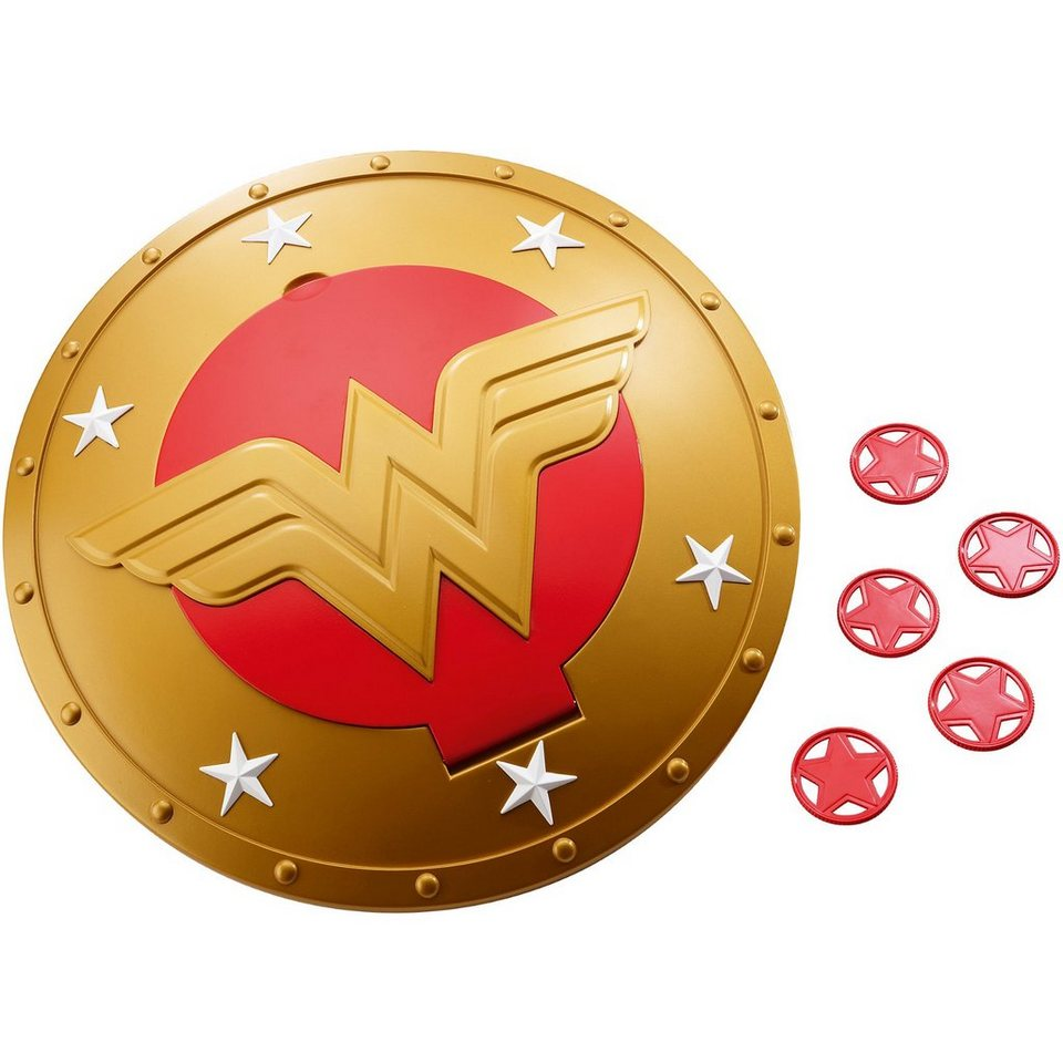 Mattel DC Super Hero Girls Wonder Woman Schild