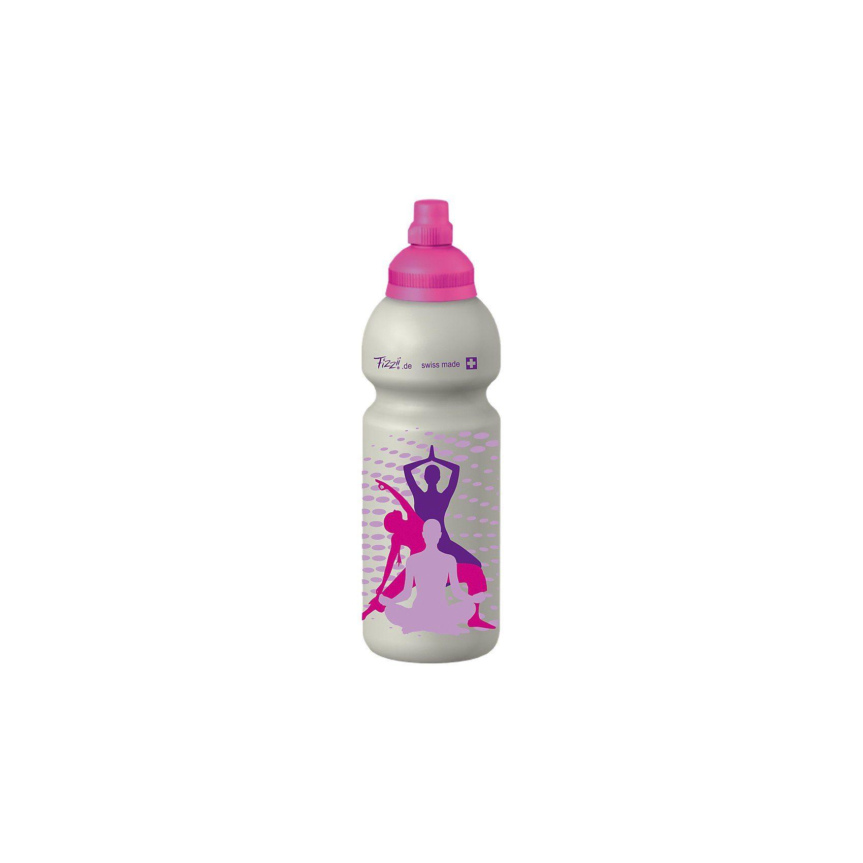 Fizzii Trinkflasche Carpe Diem, 600 ml
