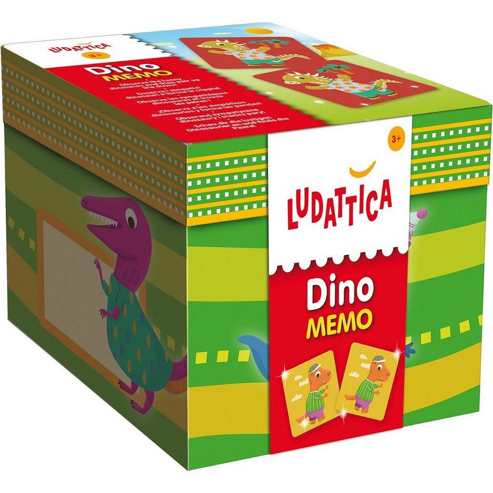 Lisciani Dino Memo