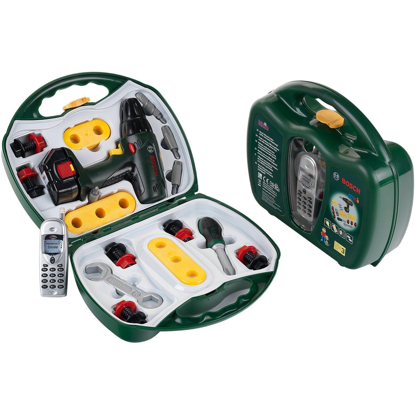 Klein Bosch Akkuschrauber Koffer