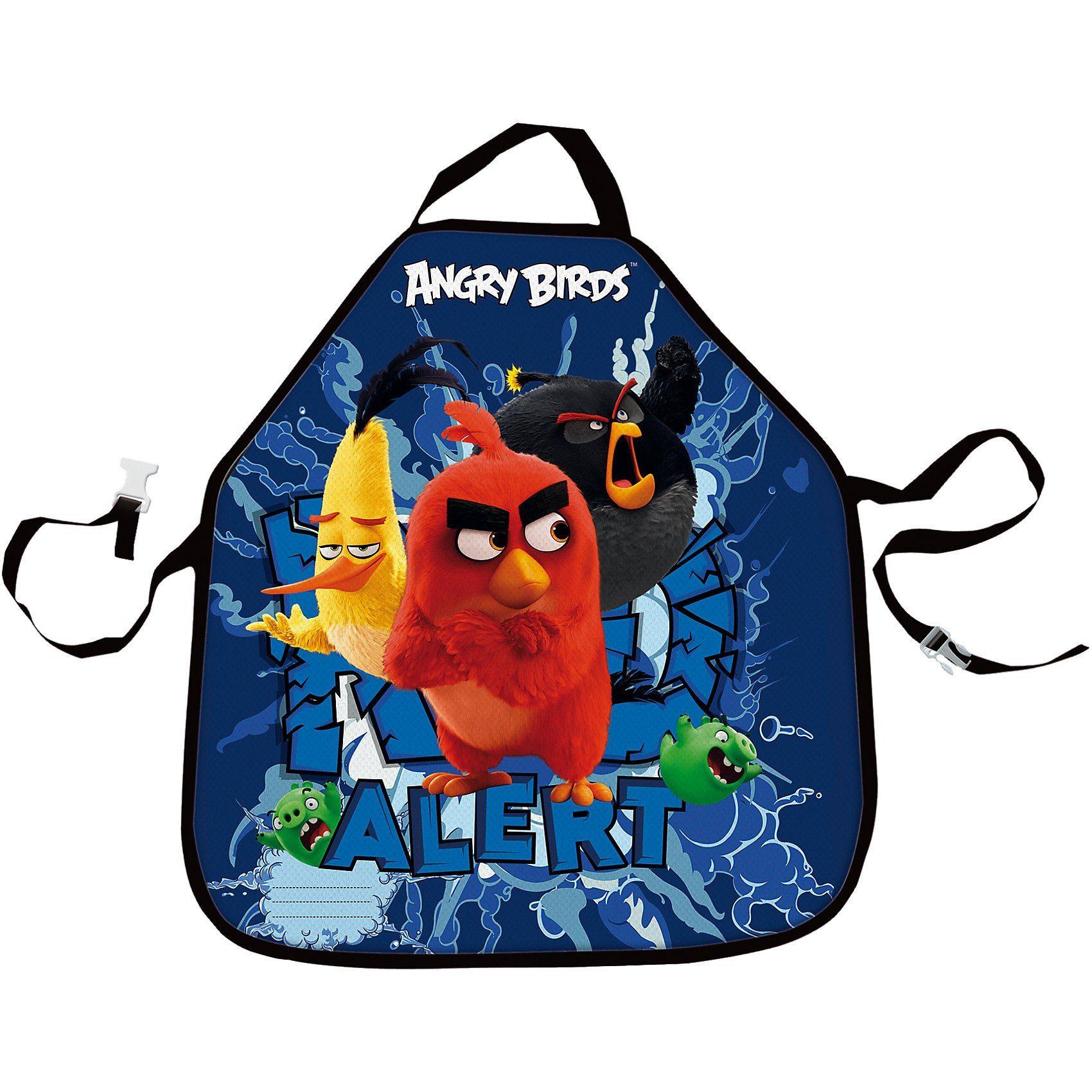 Malschürze Angry Birds