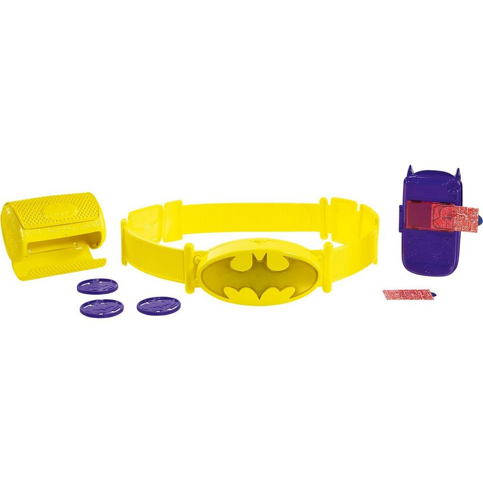 Mattel DC Super Hero Girls Batgirl Einsatzgürtel